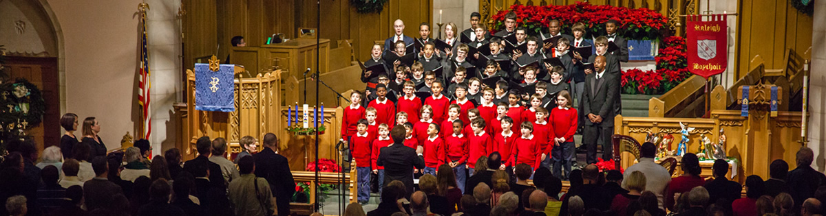 The Raleigh Boychoir in Concert